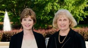 Karen and Joy